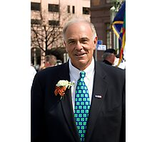 Governor Ed Rendell Photographic Print