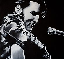 Elvis Presley - The King Is Back by kevinmchughart