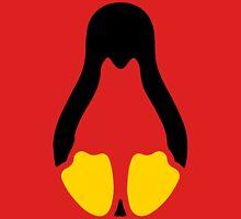 Linux tux penguin symbol Unisex T-Shirt