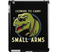 Small Arms iPad Case/Skin