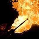 Fire by Sid Black