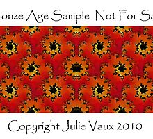Bronze Age Sampler Not For Sale by scholara