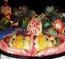 """""""Fancy Fruit"""" by Gail Jones"""