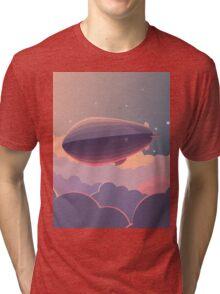 Airship Tri-blend T-Shirt