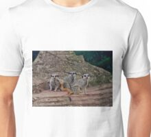 Meerkats - Here's Looking At You Too! Unisex T-Shirt