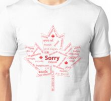 Essential Translation for Canadians Unisex T-Shirt