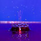 Water Crown No.3 by Sid Black