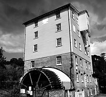 Trouble at Mill by John Gaffen