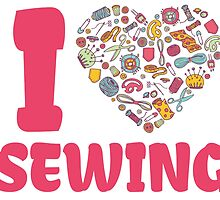 I love SEWING by epine