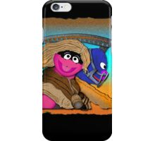 Mad Mupps - Furry Road iPhone Case/Skin