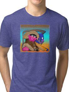 Mad Mupps - Furry Road Tri-blend T-Shirt