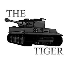 Tiger 1 by bobattackman