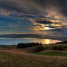Kaikoura Bay by Trevor Murphy