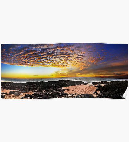 Rocky Point Panorama Poster