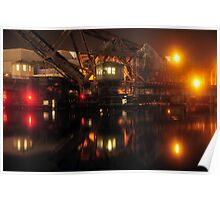 Bridge tenders box Poster