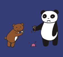 Poor Panda by WindingVines
