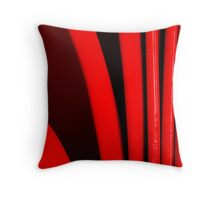 Chair lines Throw Pillow