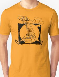Fear an loathing in Las Vegas Unisex T-Shirt
