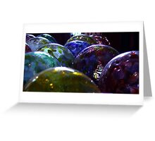 Fields of Glass Greeting Card
