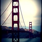 Golden Gate Bridge by Phoenix55