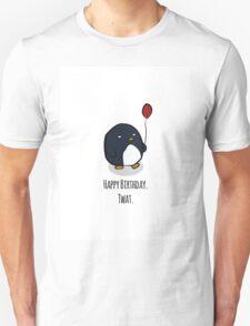 Rude Penguin T-Shirt