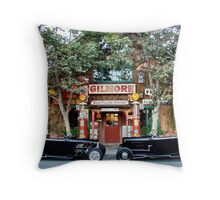 """"""" Two Class Acts"""" Throw Pillow"""