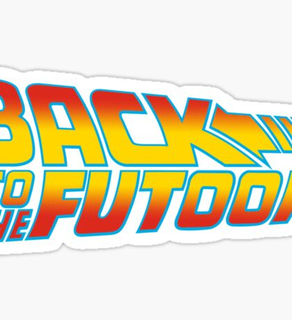 Back to the Futoor Sticker