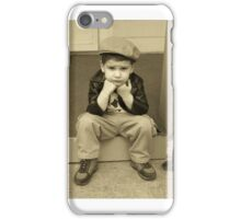 Little Rascal iPhone Case/Skin
