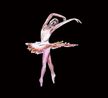 The Ballerina dance art  by Tom Conway