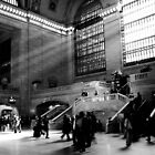 Grand Central Morning light by Mary Kay Marino
