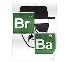 Breaking Bad - Heisenberg Poster