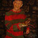 """""""Freddy Krueger"""" by Gail Jones"""