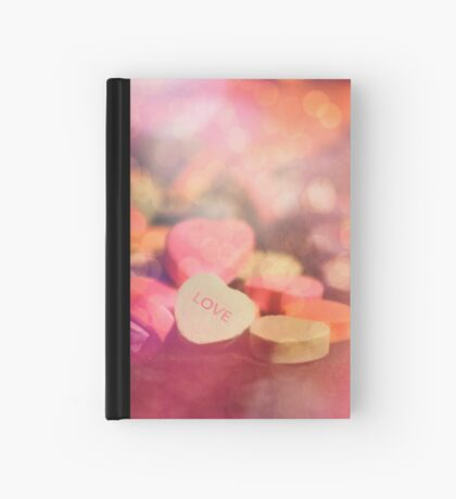 Candyheart Love Hardcover Journal