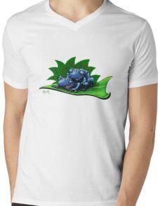 Froggystyle Mens V-Neck T-Shirt