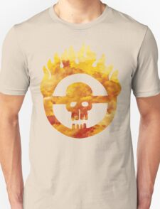 mad max fury road wheel Unisex T-Shirt