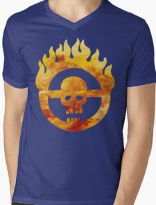 mad max fury road wheel Mens V-Neck T-Shirt