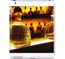 Bottle of Patron Tequila Reposado iPad Case/Skin