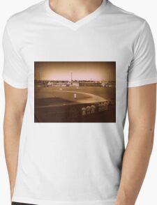 American Timeless  Mens V-Neck T-Shirt