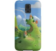 Mountain Village Samsung Galaxy Case/Skin