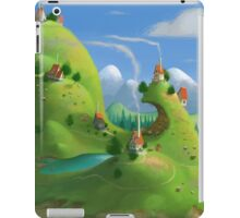 Mountain Village iPad Case/Skin