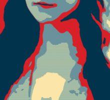 Margaery Tyrell Hope Poster Sticker