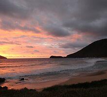 Sunrise on Lord Howe Island by Robert Stephens