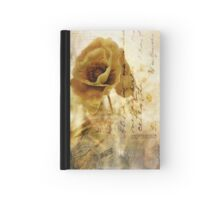 Memories and time Hardcover Journal