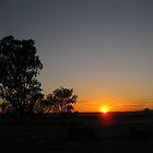 Gilgandra Sunrise by Mark Kent