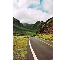 Road to Hana Photographic Print