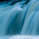 Malanda Falls up close  by Jenny Dean