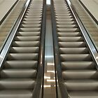 Escalators by joewdwd