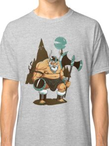 The Angry Axe Man Classic T-Shirt