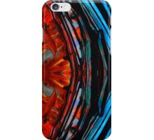 Expanding Energy Art by Sharon Cummings iPhone Case/Skin