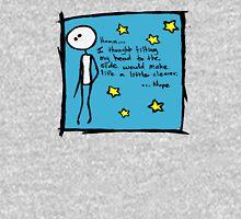 When Life Doesn't Make Sense, Tilt. Unisex T-Shirt